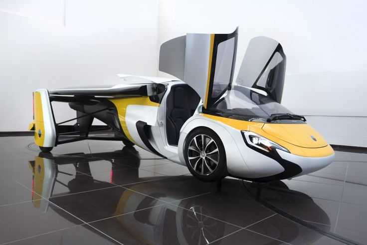 Deze vliegende auto kost je €1,5 miljoen en wordt vanaf 2020 geleverd