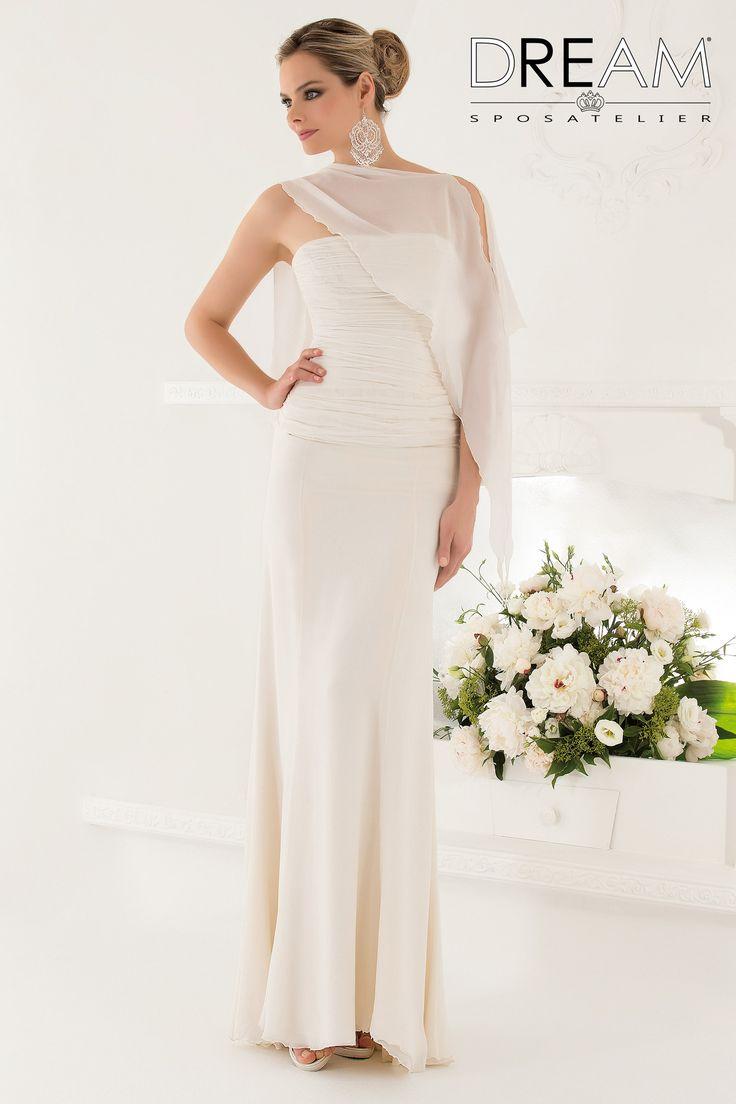 "DREAM SPOSA ATELIER Abito da sposa in georgette ""Mod. DIVA "" Bridal dress in georgette ""Mod. DIVA"" #dreamsposa #dreamsposaatelier #abitidasposaroma #abitidasposa #bridaldresses #wedding #bridaldesign #hautecouture #fashion #moda #altamoda #abitidasposaesclusivi #modasposa #nonsolomoda #catwalk #paris #london #milano #newyork #vestitidasposa #vestitidasposaroma"
