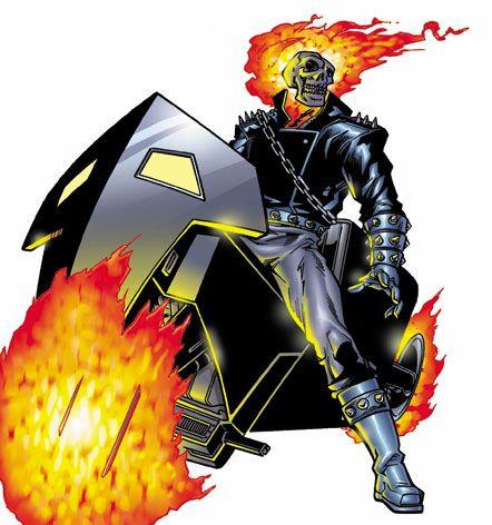 Ketch Ghost Rider