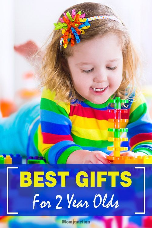 20 Best Gifts For 2 Year Olds