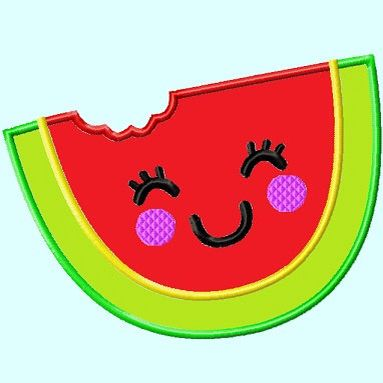 Watermelon! I am Watermelon!