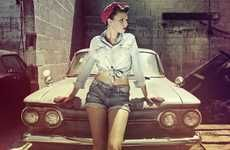 Hot 1950s Photo Shoots - These hot 1950s shoot will make you realize that even during simpler times before short skirts and tank tops, women looked just as hot.   With so m...