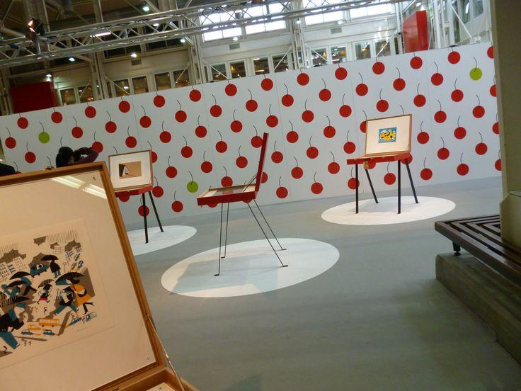 Bologna, Fiera del Libro per ragazzi 2012. Paese ospite:Portogallo