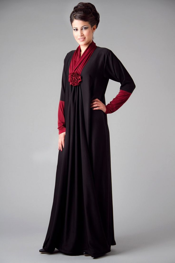 Abaya Dress Pattern 25