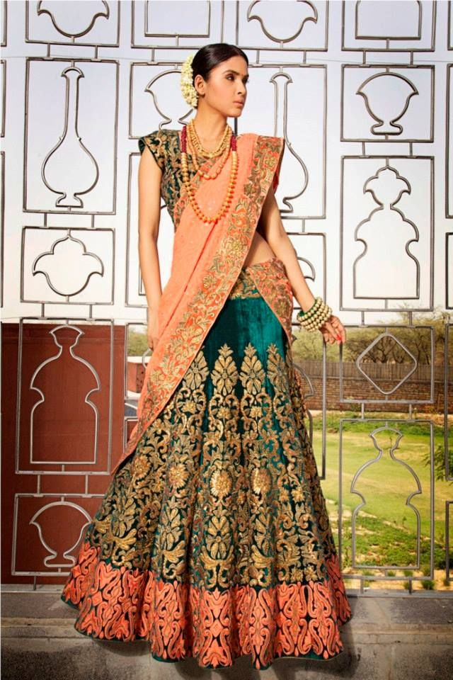 Asian Wedding Outfit. :)
