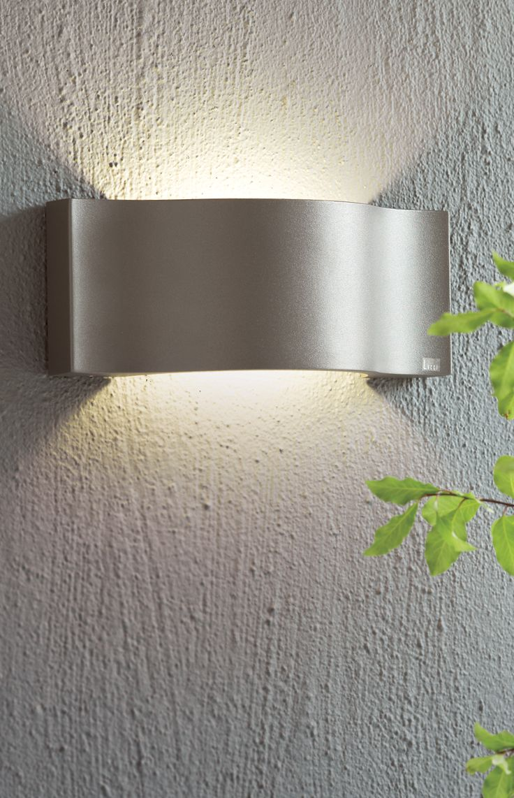 The Beacon Lighting Ledlux Kast Up Down Wall Bracket Is