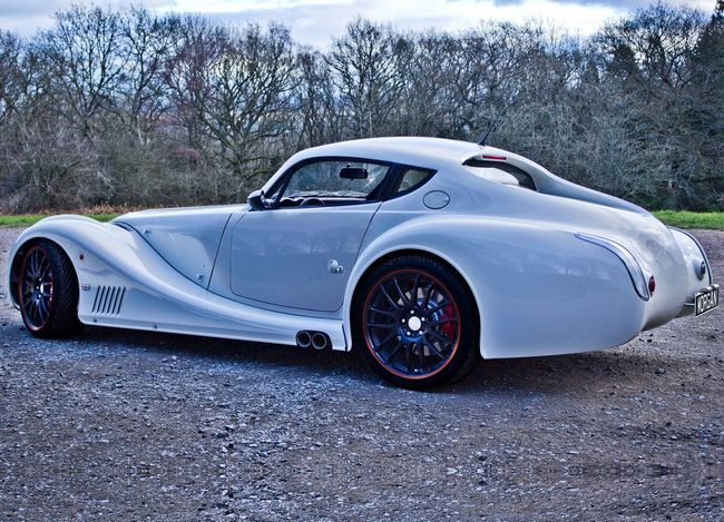Morgan Aero Coupe 2012 Widescreen Exotic Car Pictures Of 14 : DieselStation