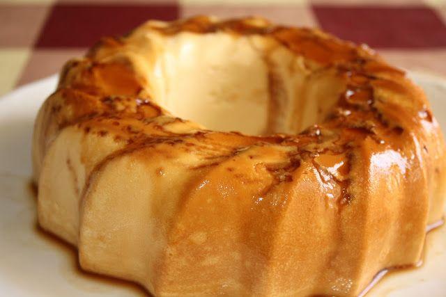 Hoy os dejo un flan que vi en el blog Ibaroni en la cocina y os invito a que lo hagáis porque es facilísimo y tiene un saborcito a galletas... delicioso!Poqu...