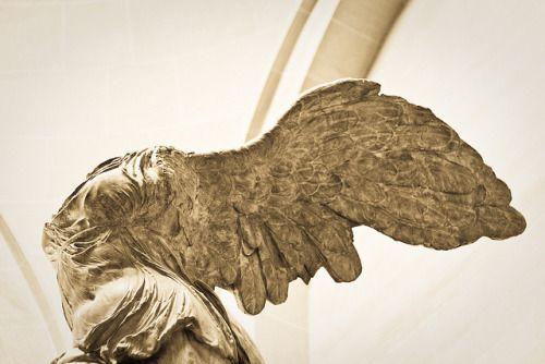 The Winged Victory of Samothrace. psv flikr