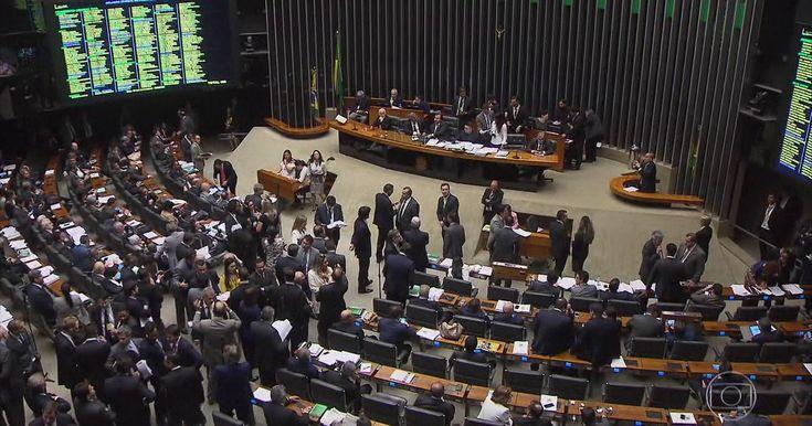 Câmara retira seis propostas do MPF e desfigura pacote anticorrupção. Isso é traição a pátria!