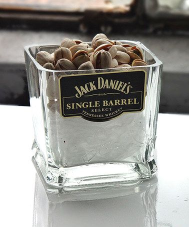 Look at this #zulilyfind! Jack Daniels Single Barrel Nut/Candy Dish #zulilyfinds I want to see if I could make this........ Cool!