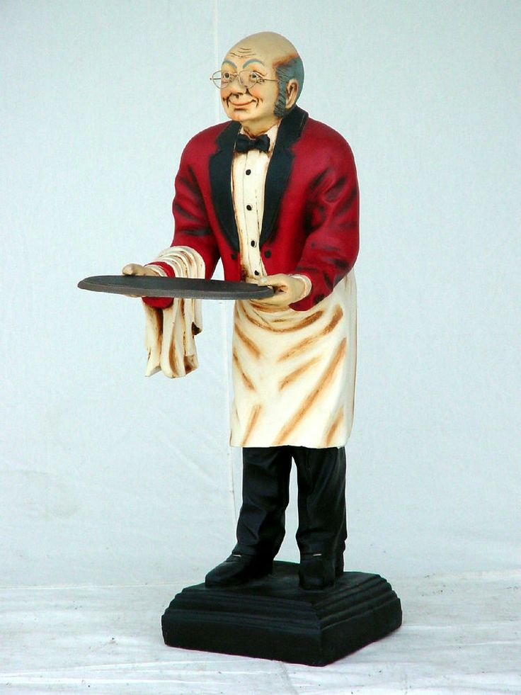 80 Best Butler Statues Images On Pinterest Statues