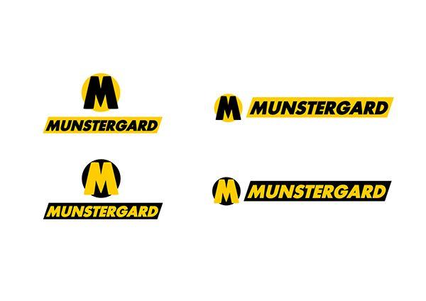 MUNSTERGARD BRANDING