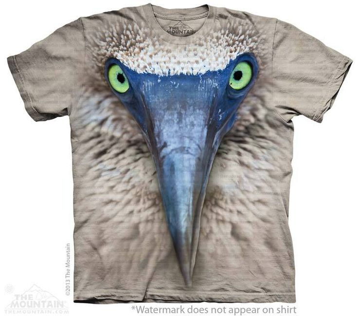 Booby T-Shirt @Click image to purchase
