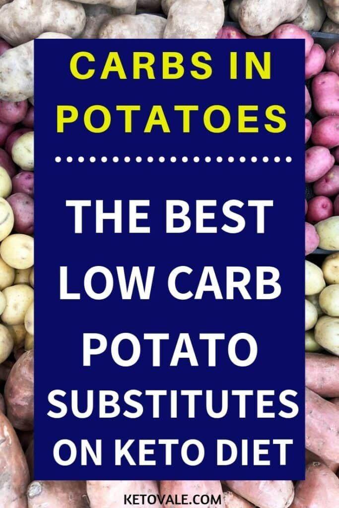 best potato for low carb diet