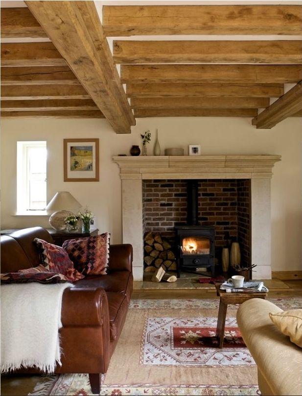 Salotto della casa dei nonni di Leanne - Living room of the Leanne's grandparents home
