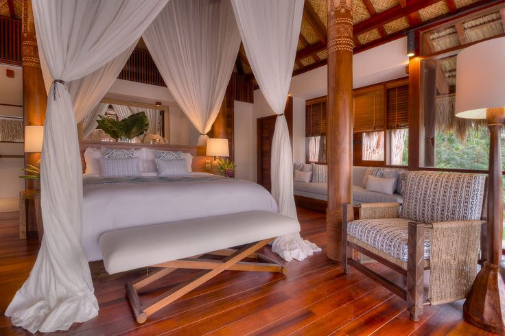 Puncak Estate | 3 bedrooms | Sumba, Indonesia #luxury #sumba #beach #villa #indonesia #bedroom #interior #design #home