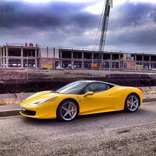 Ferrari Italy: 208 Best Images About Ferrari 458 Italia On Pinterest