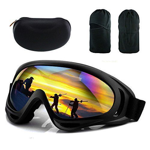 Ski Goggles Glasses womens kids 100% UV Protection Mask for ski safety  goggles   Goggles glasses