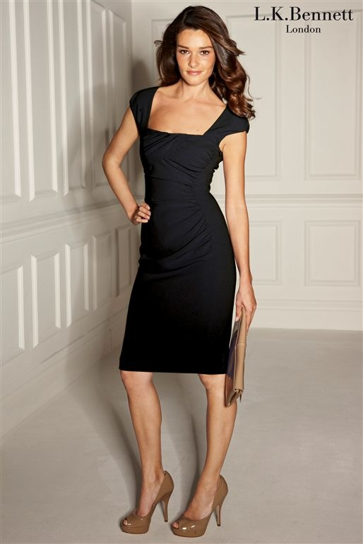 L.K. Bennett Tailored Tina Dress