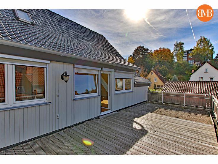 * Zu Kaufen * Dachwohnung mit großer Terrasse im Zentrum BJ 1933 * Saniert 1995 * 3,5 Zimmer * 130qm  #Metzingen #ETW #Wohnung #Dachterrasse #Outlet #Kauf #Rundgang #360Grad #Makler #Immobilien