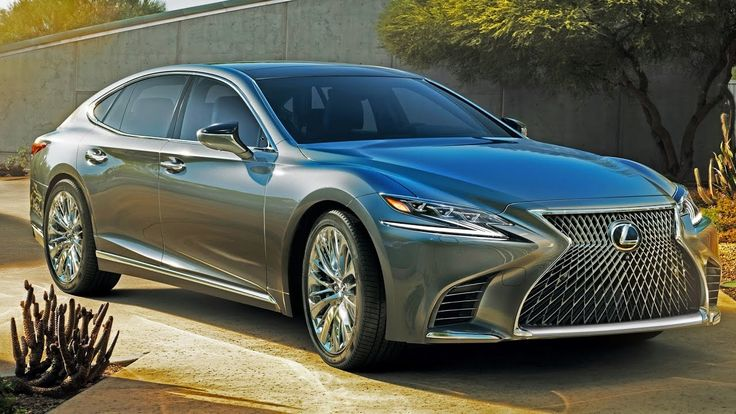 """Now Lexus is about to repeat history with the introduction of the all-new fifth-generation of LEXUS LS 500 flagship sedan for 2018 unveiled at the 2017 North American International Auto Show. Inside and out the new LS reflects a strong uniquely Japanese identity and approach to luxury. Yet the LS was designed to be the brand's latest global citizen available in about 90 countries.  """"Not only will the LS symbolize the Lexus brand it will become the definitive new-generation luxury car…"""
