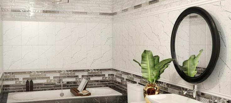 Керамическая плитка Атлантида от Керамин: цены, фото в интерьере, отзывы | Минск