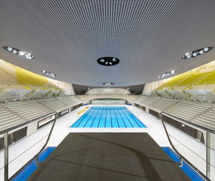 i could come out of retirement for this pool! - London Aquatics Centre for 2012 Summer Olympics / Zaha Hadid Architects (24)