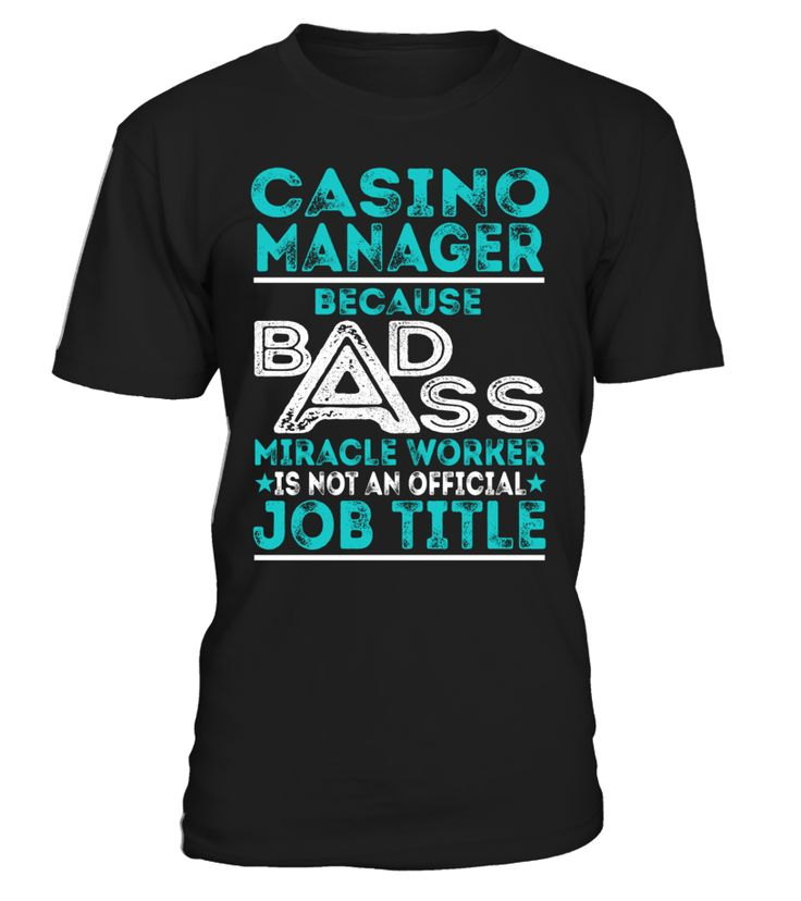 Casino Manager - Badass Miracle Worker