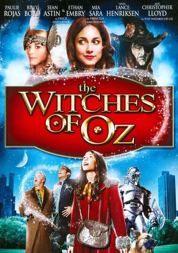 The Witches of Oz [DVD] [2011]