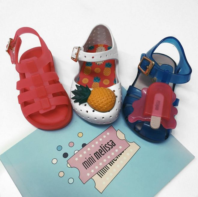 Summer Shoes | Kids Fashion | Mini Melissa | SS16 | Rowdy Roddy Vintage