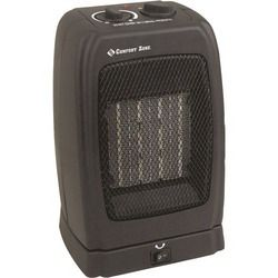 Comfort Zone Heater And Fan (pack of 1 Ea)