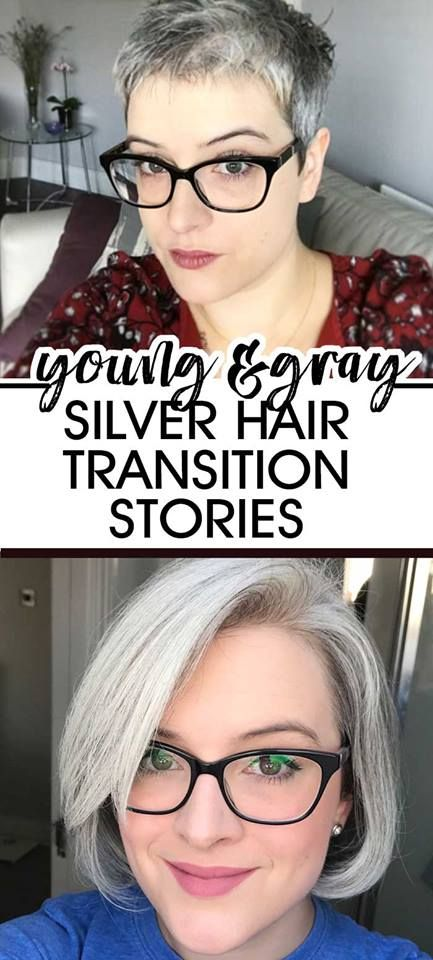 Embracing Her Grays at 32: Niamh's Story