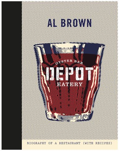 Stoked to have been involved in this! Depot Book, Biography of a Restaurant