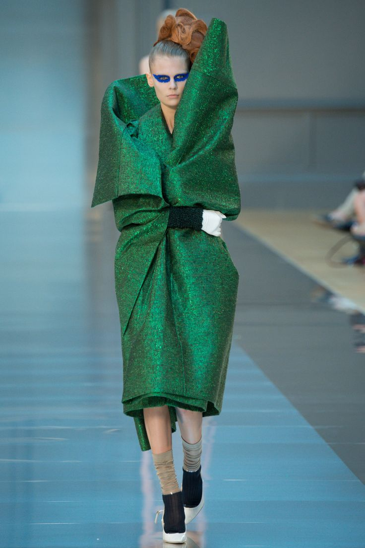 Maison Margiela Fall/Winter 2015-2016 Fashion Show