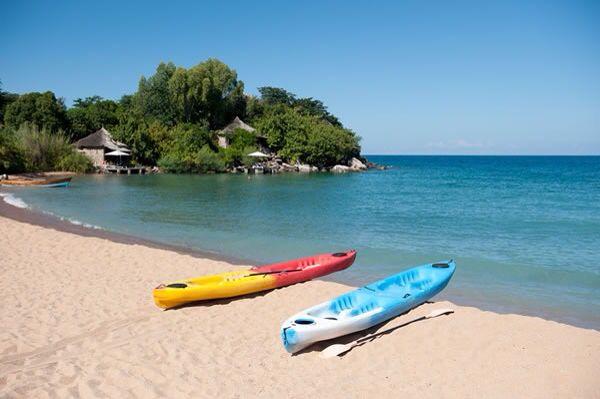 Kaya Mawa Luxury Resort, Malawi