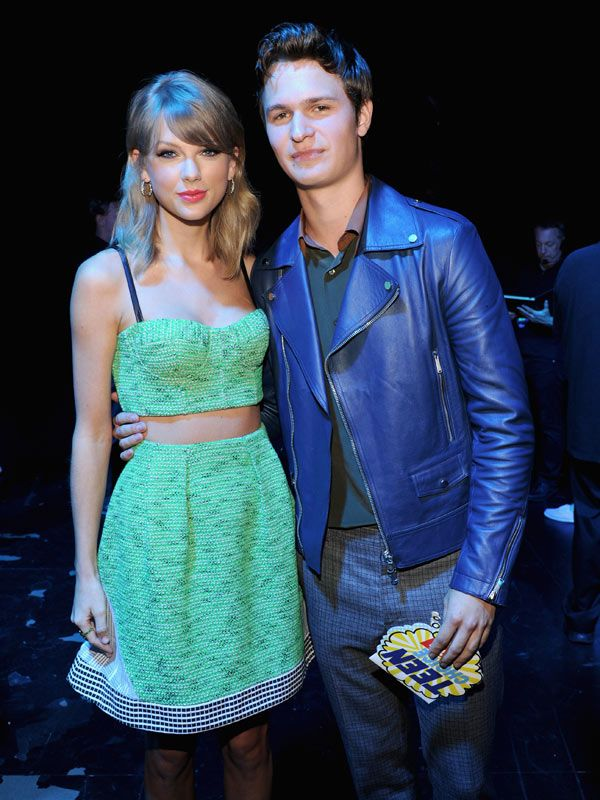 'Teen Choice Awards': Ansel Elgort Starstruck By Taylor Swift