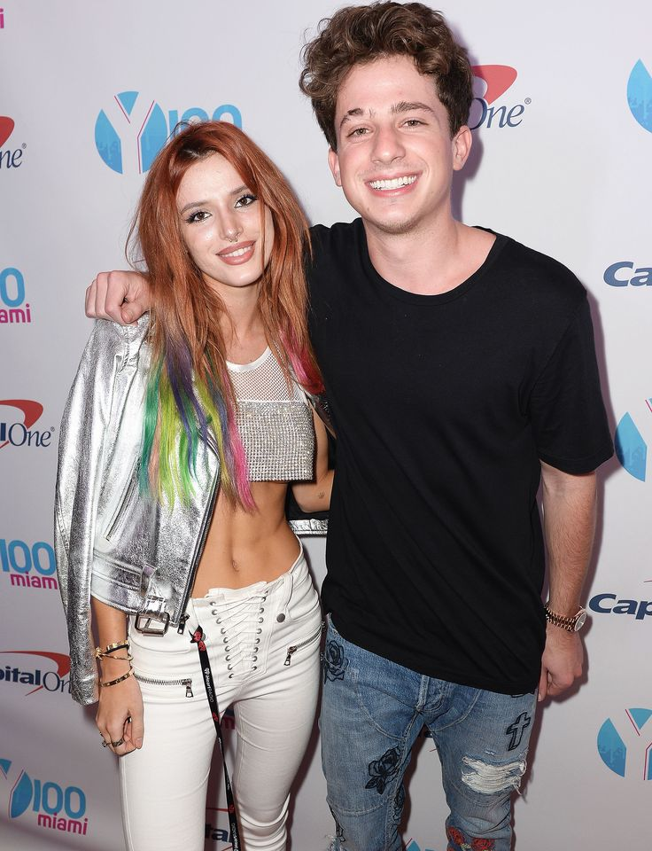 Charlie Puth Implies Fling with Bella Thorne Is Over in Cryptic Tweets Apologizing to Tyler Posey #charlie #implies #fling #bella #thorne…