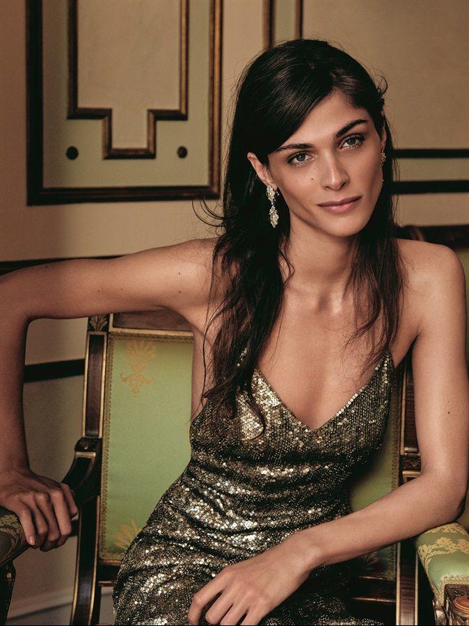 La vita è adesso: Elisa Sednaoui by Pamela Hanson for Vanity Fair Italia 30/2015