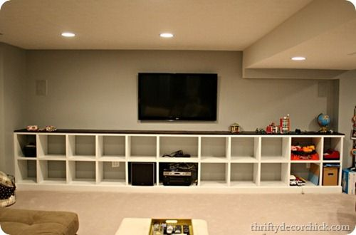 how to make basement windows look larger