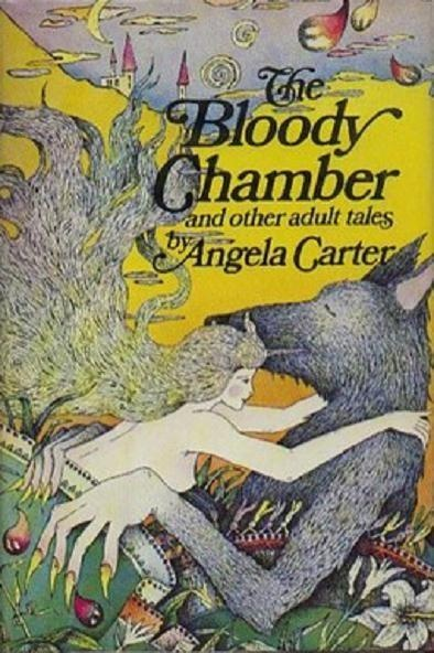 """She herself is a haunted house. She does not possess herself; her ancestors sometimes come and peer out of the windows of her eyes and that is very frightening."" ― Angela Carter, The Bloody Chamber and Other Stories"