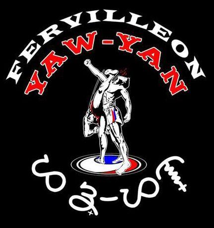 Tadyak Sibat-Salisi aka Yaw-Yan Back Kick. Artwork created by Aramis Respall for Yaw-Yan Fervilleon Tornado, Yaw-Yan Martial Arts USA HQ.