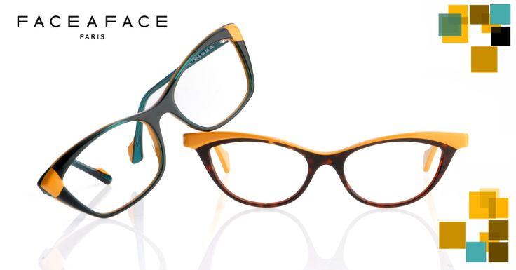 #faceaface Model CAREY3 col.1232 and JOANE1 col.2150 Both with a delicate saffron touch... #saffron #safran