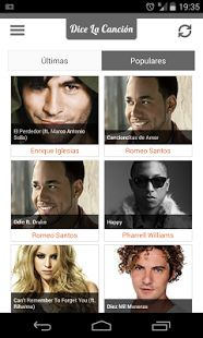 https://play.google.com/store/apps/details?id=com.gogress.dicelacancionapp - Letras de canciones App gratis de Dice la canción. #Letrasdecanciones #Letras #Videosmusicales #EscucharMusica #DiceLaCancion