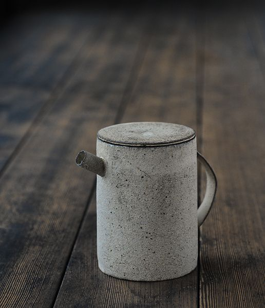 Takashi Endo; Glazed Ceramic Tea Pot, 2010s.