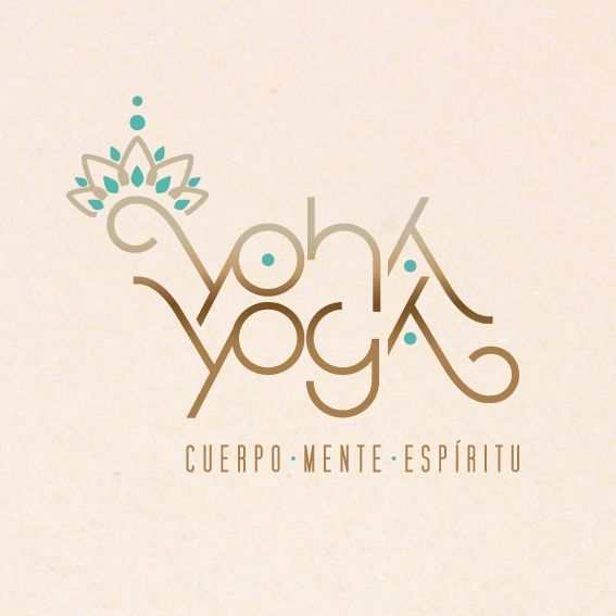 #yoga #branding #yohayoga #rojorosadesign