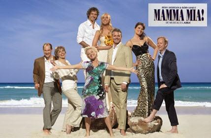 Mamma Mia -Musical-