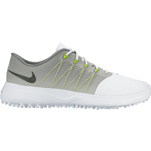 White/Cool Grey/Anthracite Nike Ladies Lunar Empress 2 Golf Shoes available at @lorisgolfshoppe