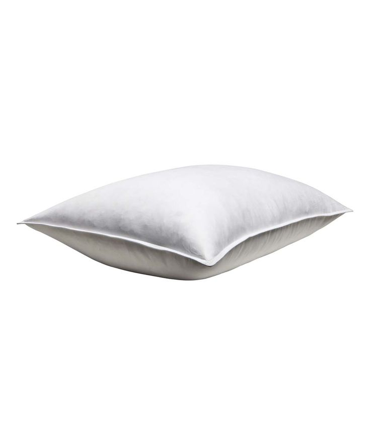 canadian down u0026 feather company white soft goose feather pillow