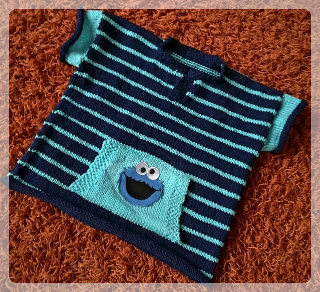 Ravelry: angelaknits' Summer Cookie Monster